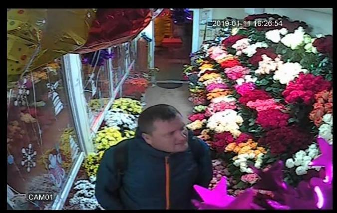 Вперед и с песнями ушел новороссиец из цветочного магазина
