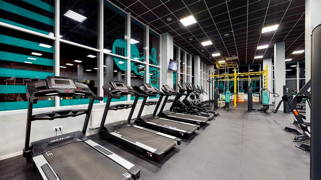Фитнес -клуб «Генетика» предлагает месячный абонемент с тройной выгодой