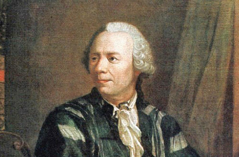 Календарь: 15 апреля родился великий математик и российский академик Леонард Эйлер