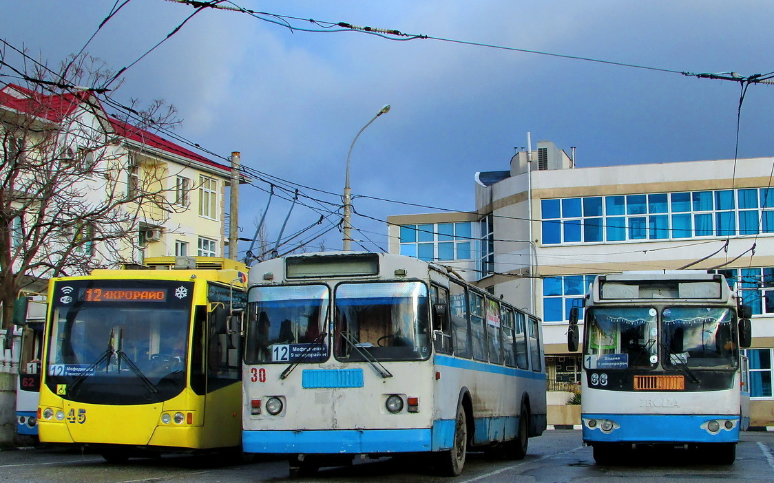 В троллейбусах и автобусах Новороссийска можно будет проехать скоро только по карточкам
