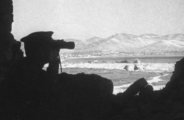 Новороссийск 75 лет назад: время «Ч» назначено и расписано по минутам