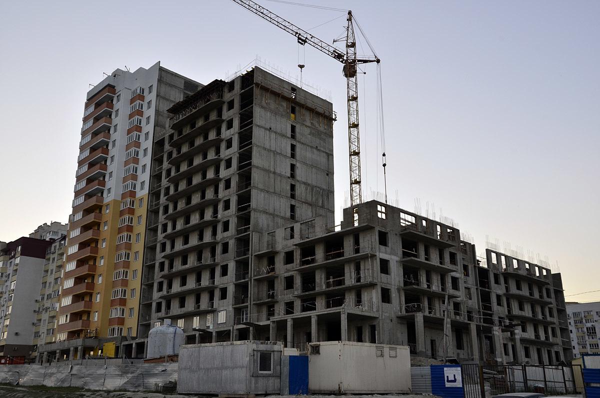 Эти дома должны стать украшением городской среды Новороссийска, а не его головной болью