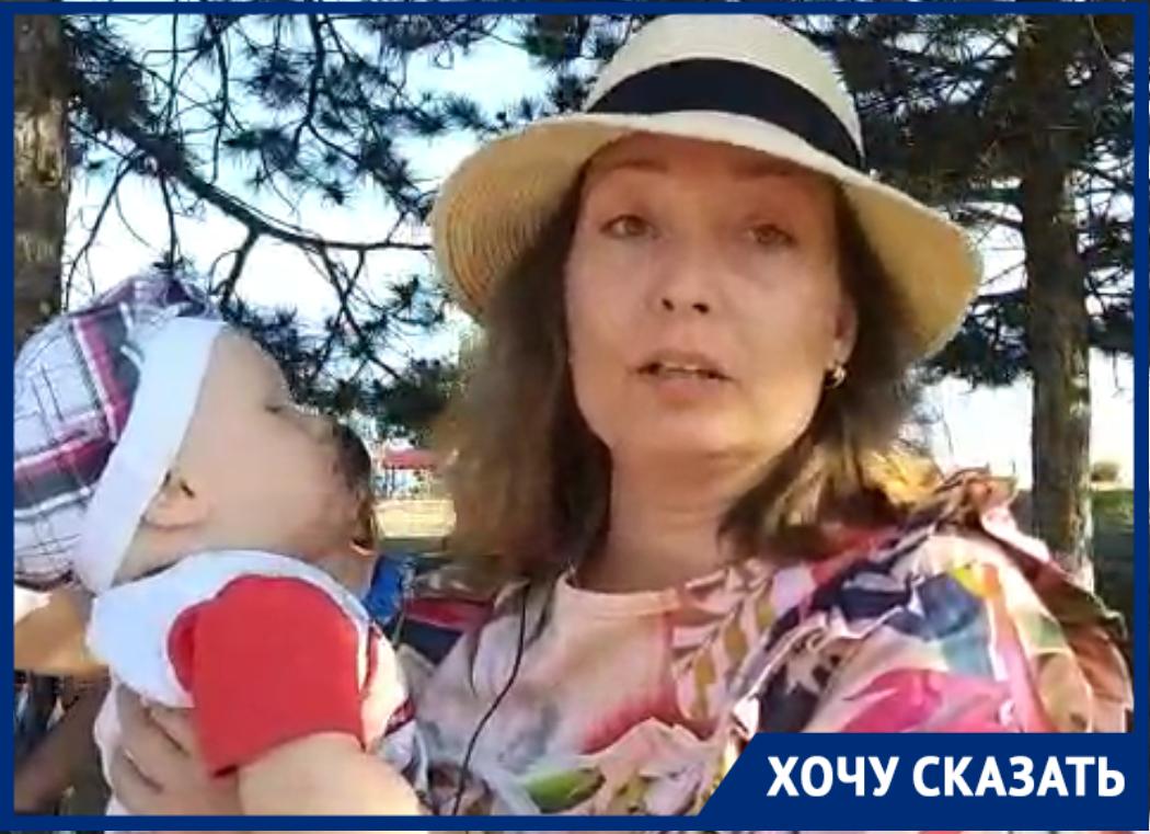 Жители задыхаются от вони в родном селе под Новороссийском