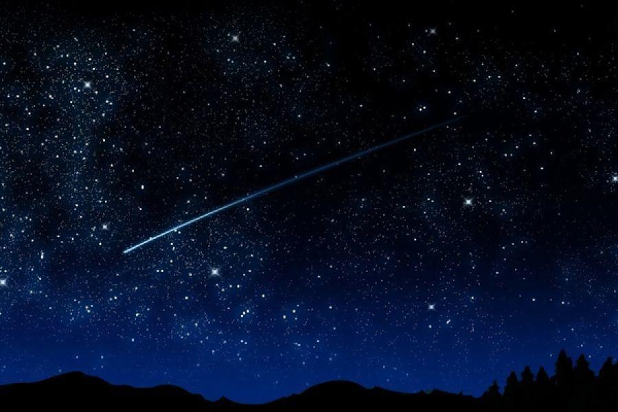 Зрелищный звездопад смогут увидеть новороссийцы