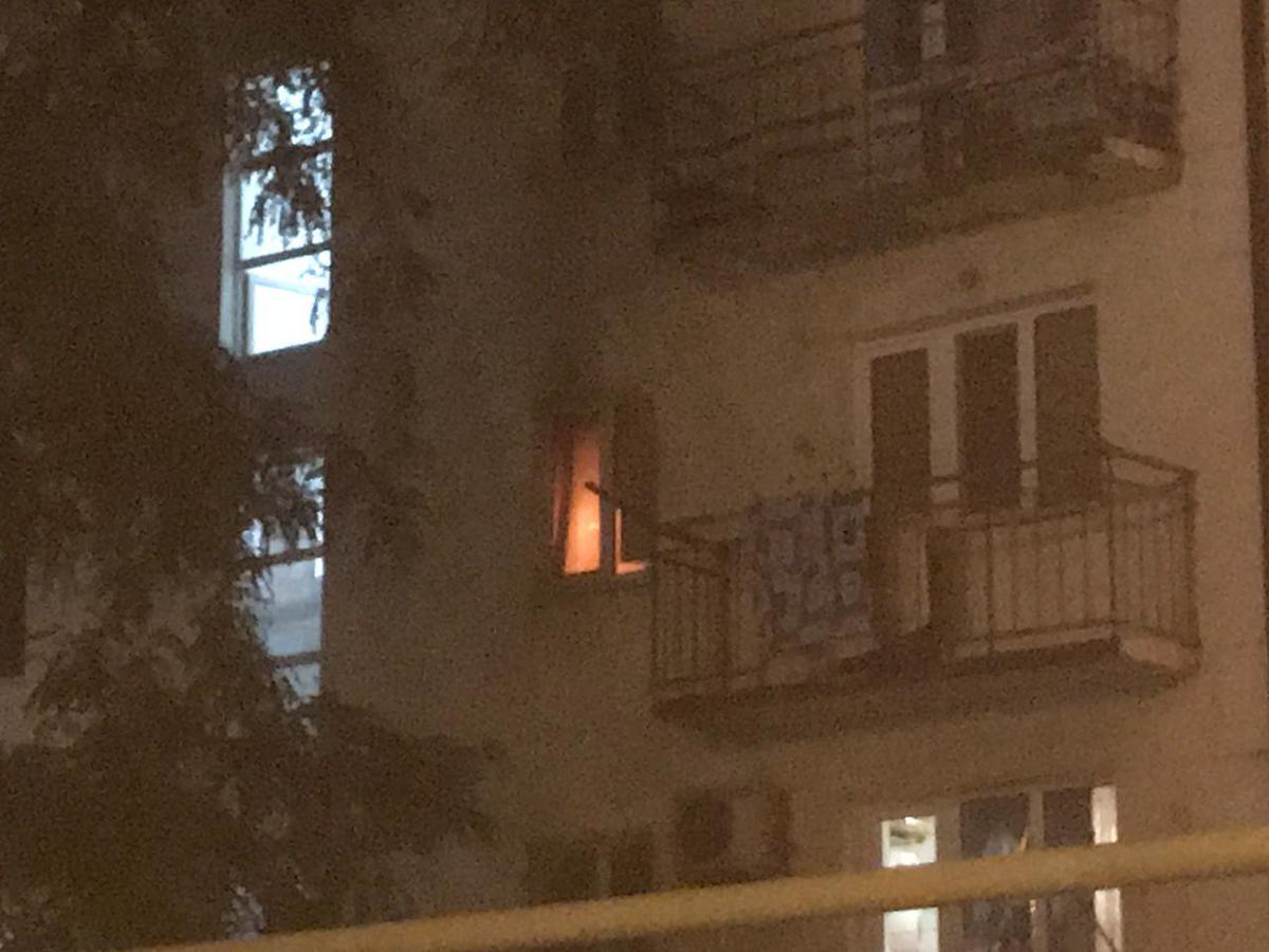 Очередной пожар разгорелся в многоквартирном доме Новороссийска