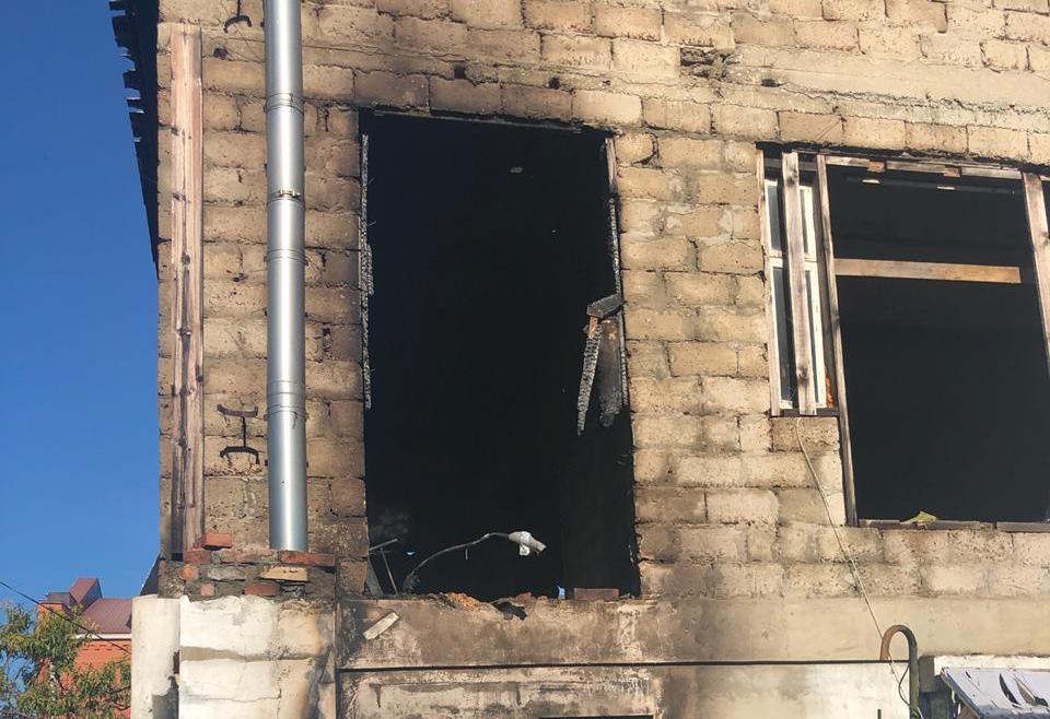 Халатное отношение к отоплению привело к пожару в Новороссийске