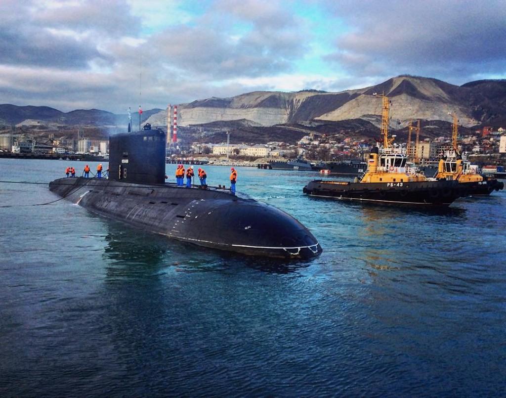 Календарь в Новороссийске: 19 марта - День моряка-подводника в России