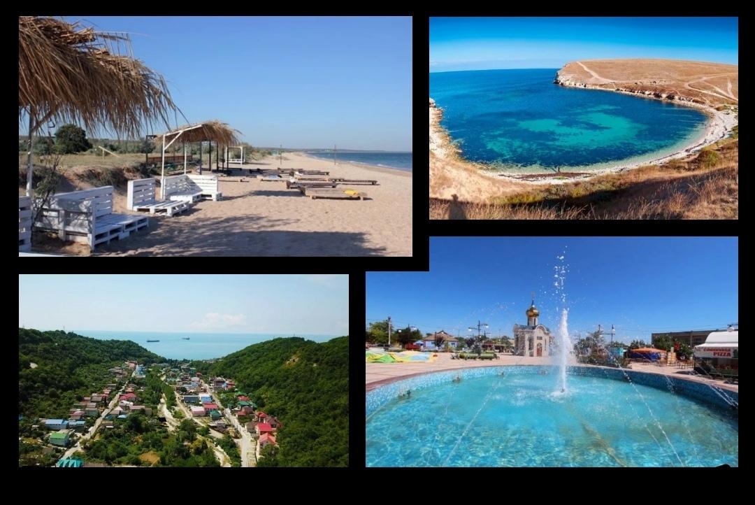Названы места отдыха на Черном море с самыми бюджетными ценами