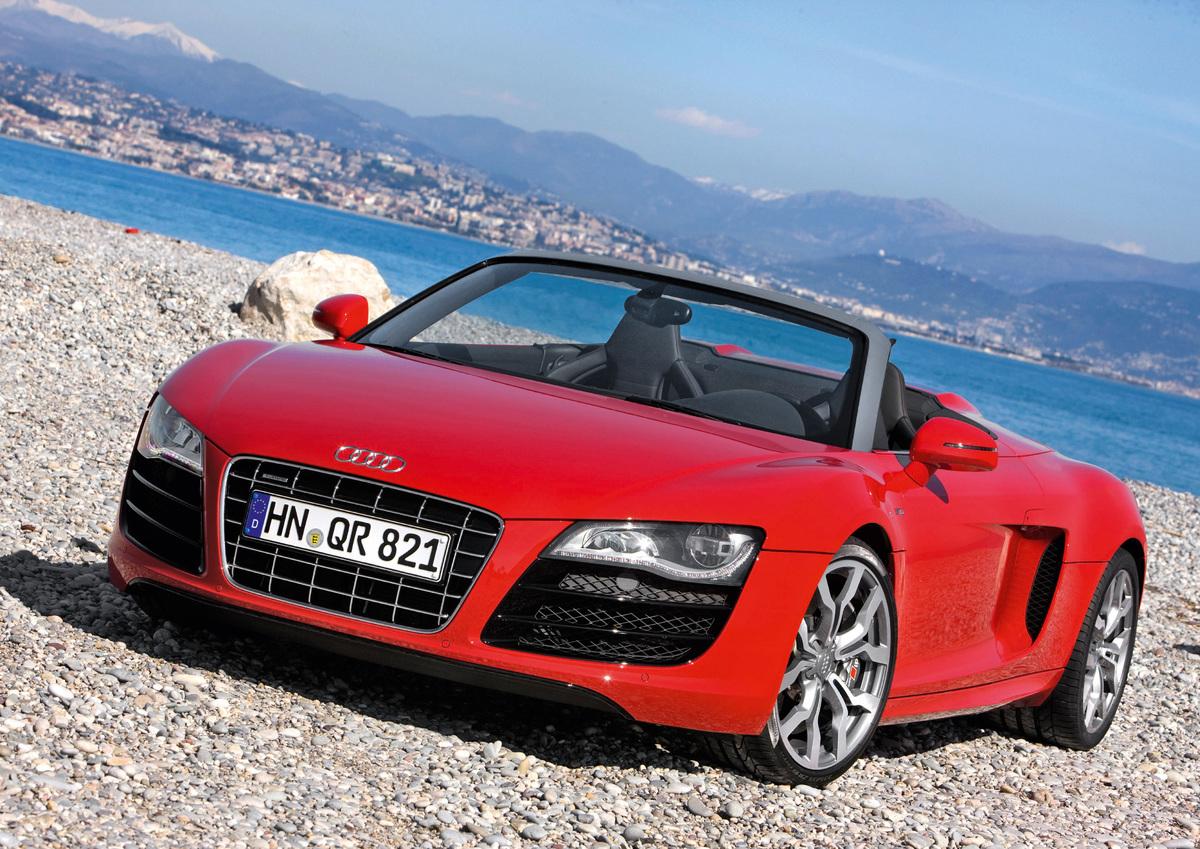 Audi будут выпускать, возможно, в Новороссийске