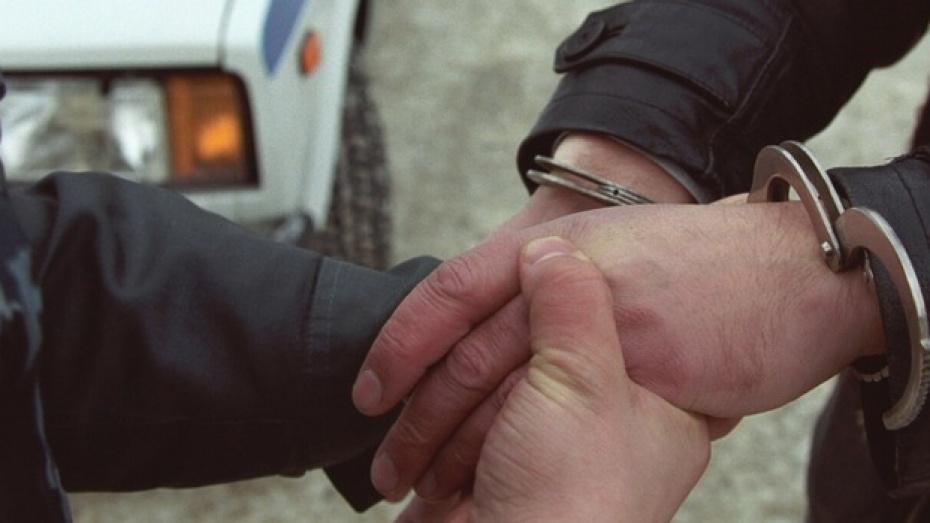Новороссиец задержан с наркотиками на территории города Черкесска