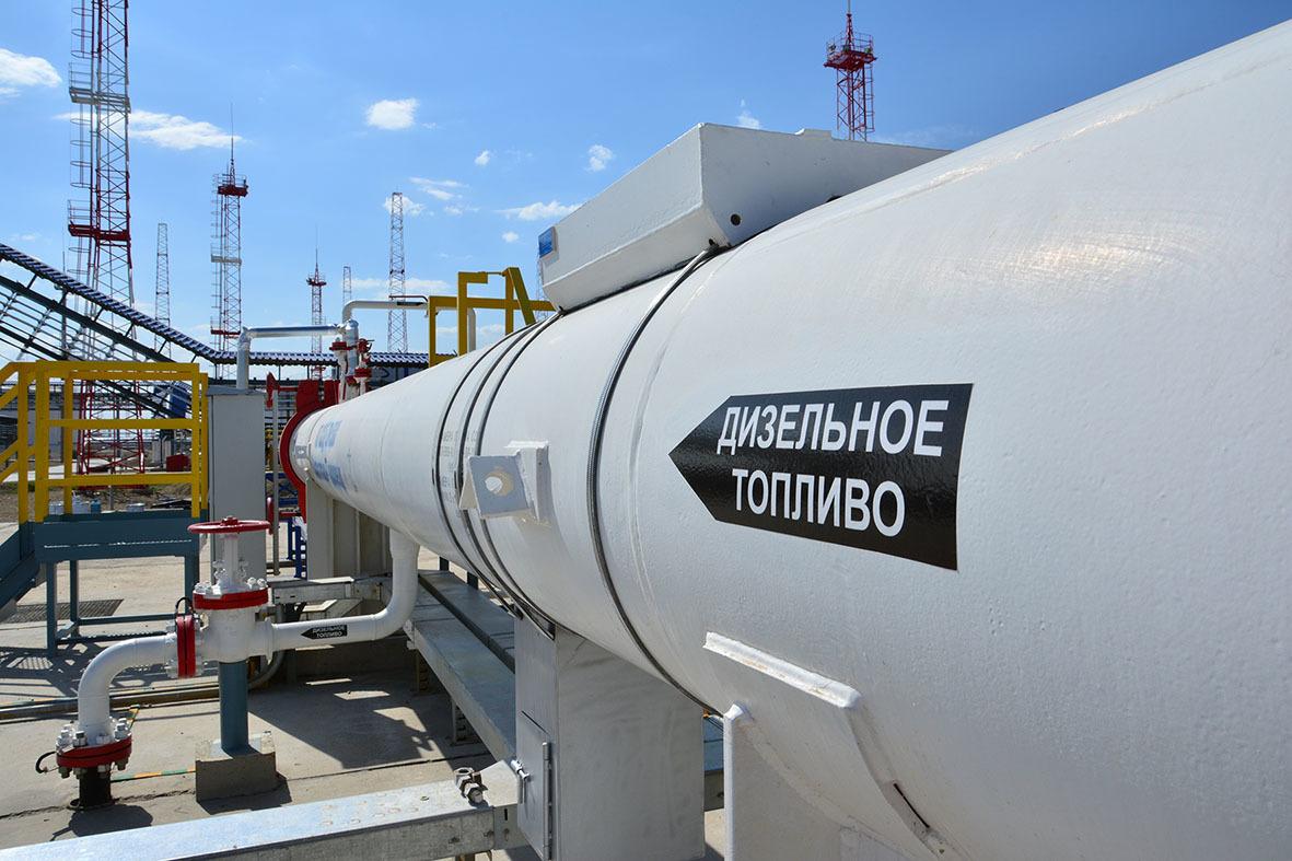 Новороссийск не будет качать дизеля на экспорт больше, чем качал, утверждает «Транснефть»