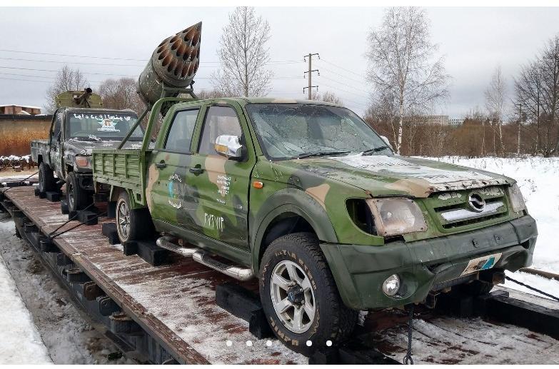 Военная техника из Сирии готова отправиться в Новороссийск