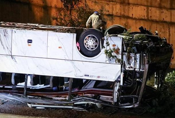 Из-за ДТП с автобусом новороссийцы заспорили о ремнях безопасности