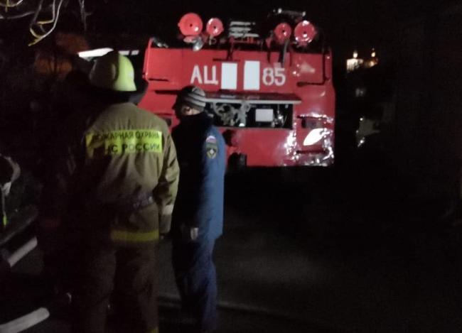 Стали известны трагические подробности пожара в доме в пригороде Новороссийска