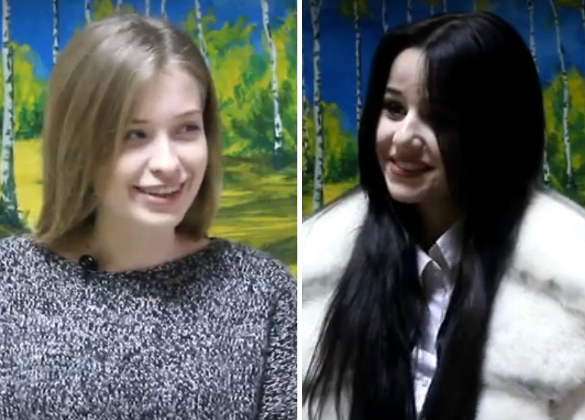 Мисс-элегантность и мисс топ-модель Новороссийска блеснули умом и сообразительностью
