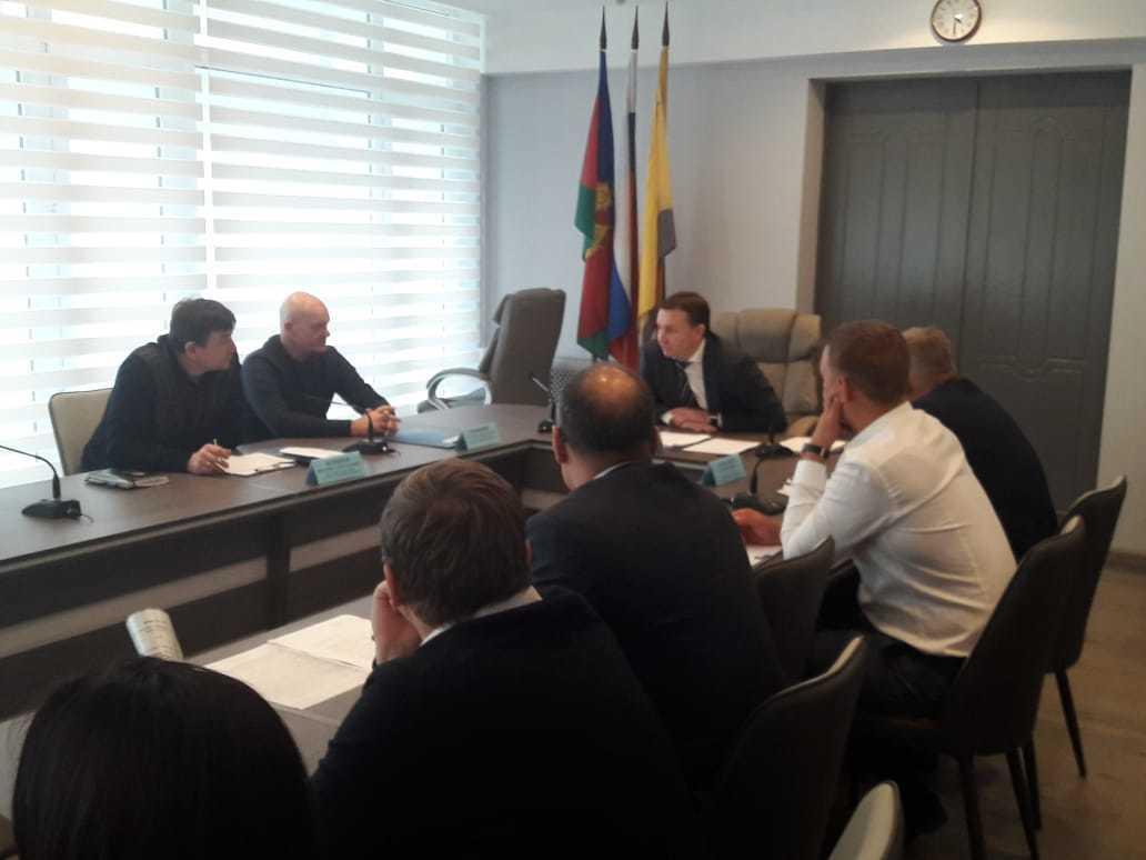 Депутатам новороссийской думы обещали вернуть незаконно отнятый участок парка