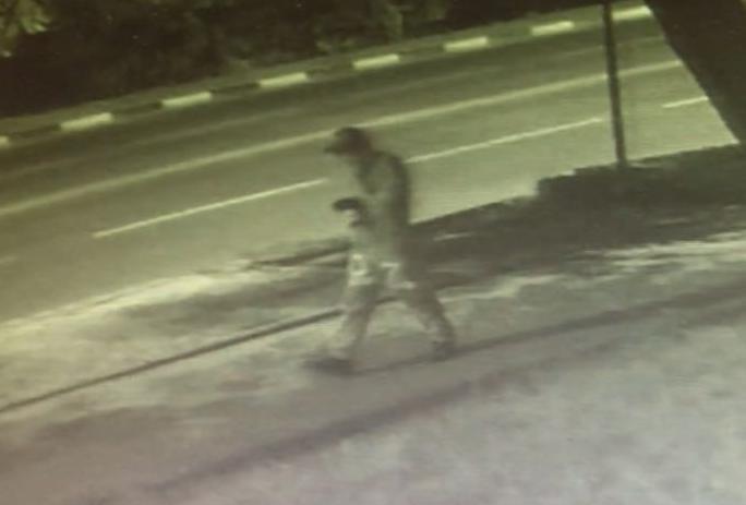 На новороссийских улицах ищут грабителя