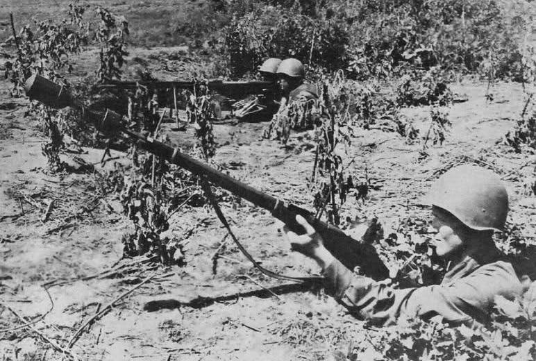 Новороссийск 75 лет назад: месть немецким снайперам
