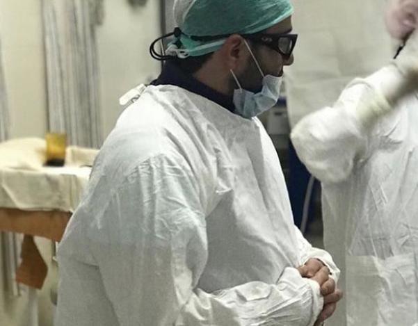 Фельдшера, врачи и спасатели вытащили новороссийца с сердечным приступом с того света