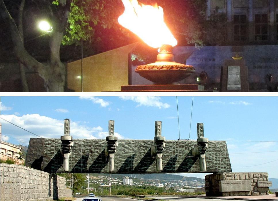 Календарь: 15 сентября в Новороссийске зажжен Вечный огонь и открыт памятник Линии Обороны