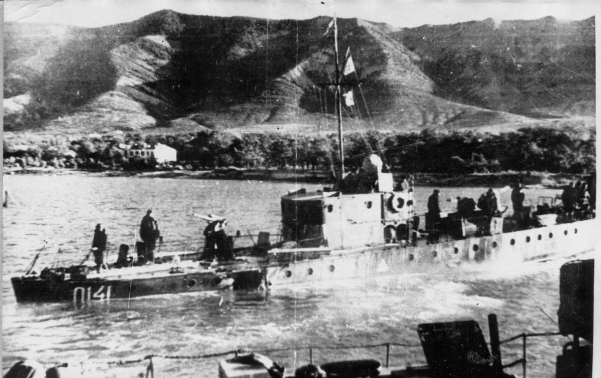 Новороссийск 75 лет назад: моряки изобрели новую торпеду