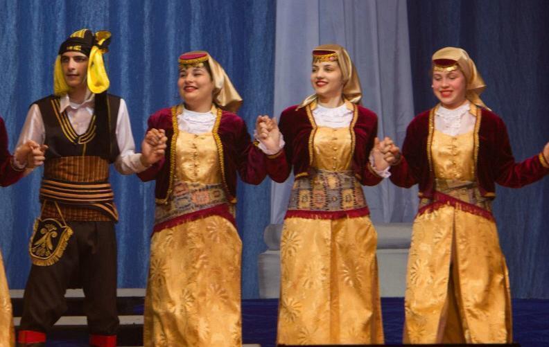 Молодые греки Новороссийска примут участие в самом крутом весеннем фестивале России