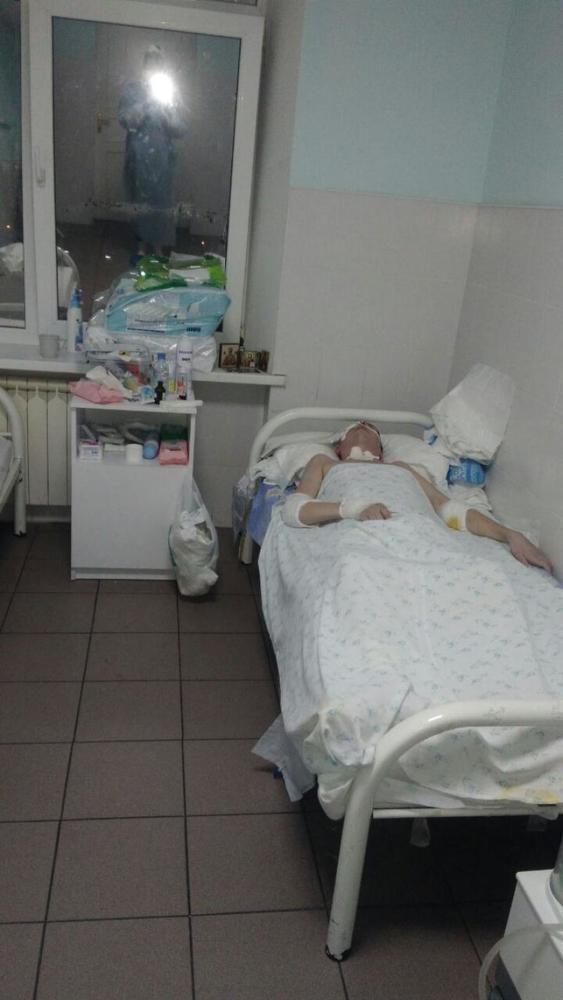 От ожога до комы: вместо лечения напускают тумана вокруг пациента новороссийской ГБ №1