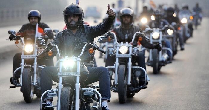 Свой праздник новороссийские мотоциклисты отметят при 30-градусной жаре