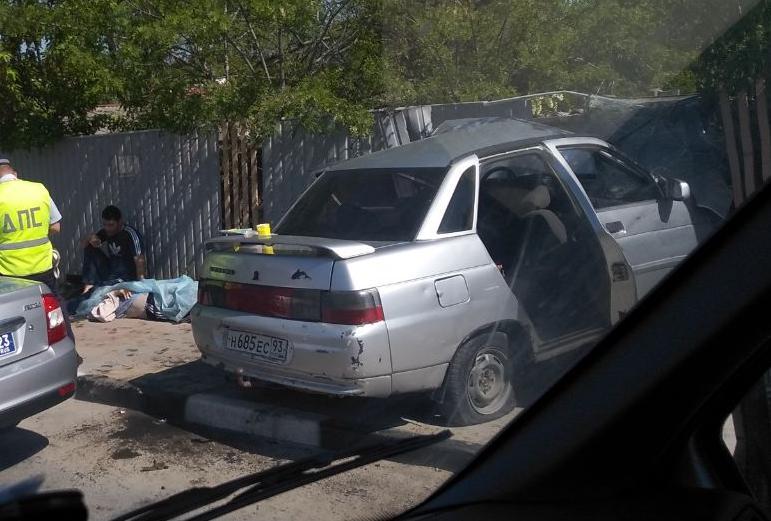 ДТП с летальным исходом произошло в Новороссийске