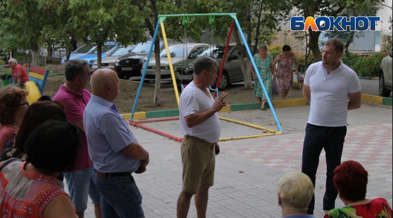 Новороссийцы заметили перемены в своём районе