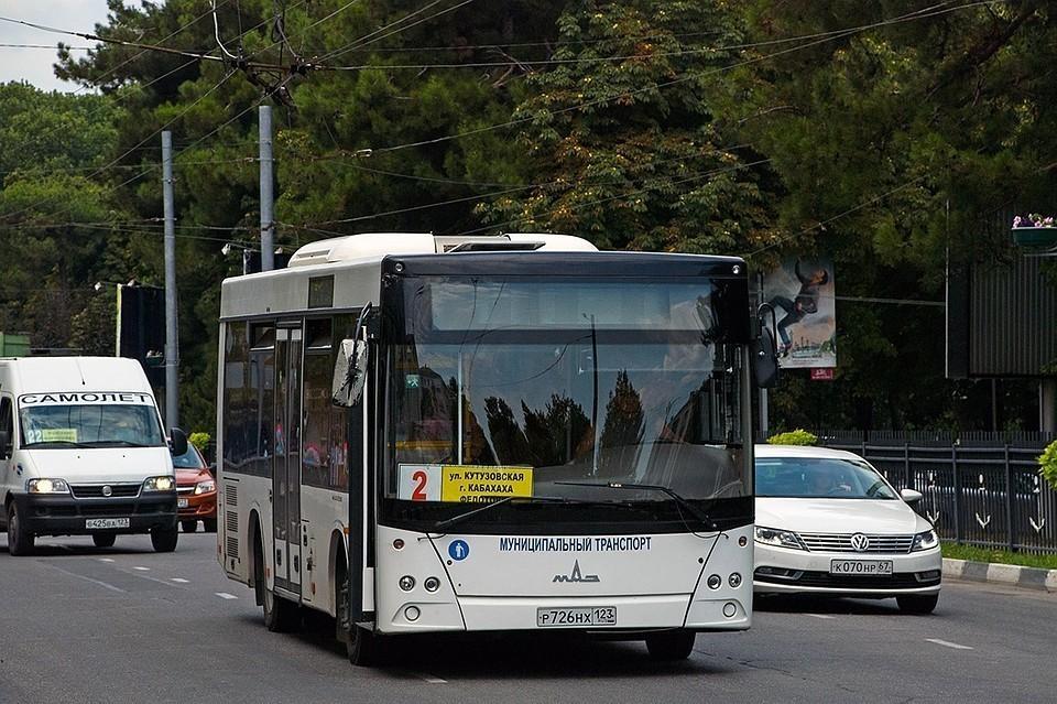 На родительские дни изменится движение транспорта в Новороссийске