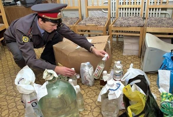 Двое приезжих  занялись сомнительным бизнесом под Новороссийском