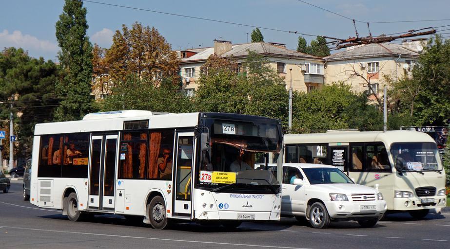 Муниципальные автобусы Новороссийска вслед за маршрутками увеличивают стоимость проезда