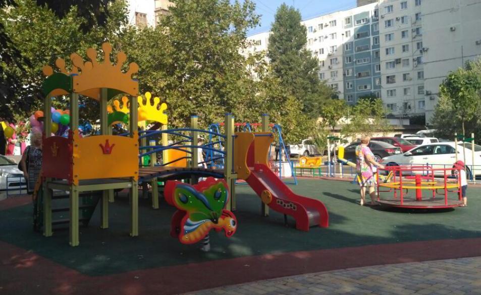 Дворы, которым повезет с «комфортной средой», назвала администрация Новороссийска