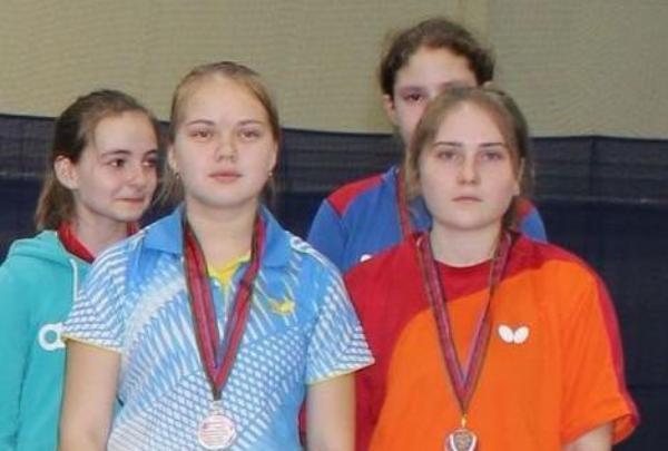 В Новороссийске живут лучшие теннисистки Южного федерального округа