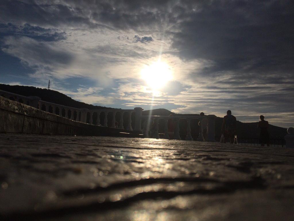 В Новороссийске будет солнечно, но дождливо