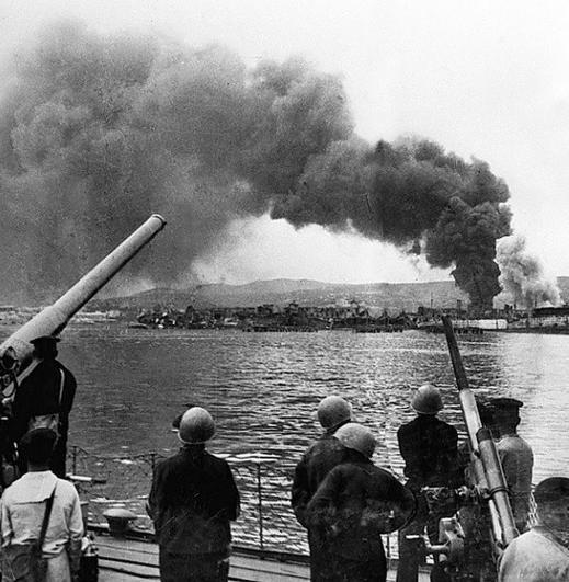 Каким было 20 февраля в Новороссийске. На 75 лет назад.