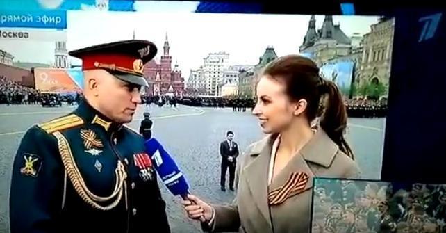 Папу по телевизору в прямом эфире увидела семья офицера из Новороссийска