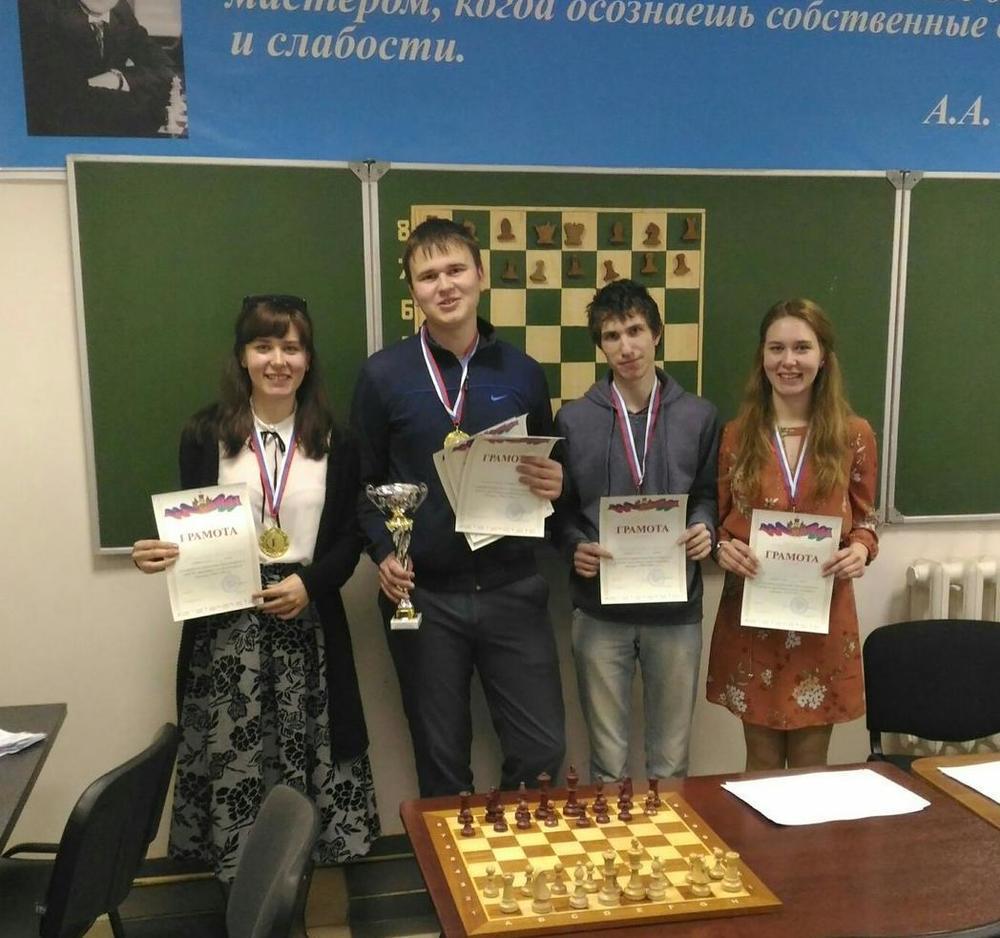 Юные шахматисты из Новороссийска преподали урок своим соперникам