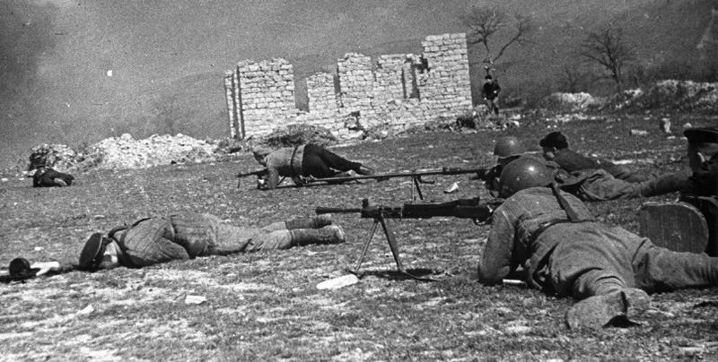 18 апреля 1943 года в Новороссийске. На 75 лет назад