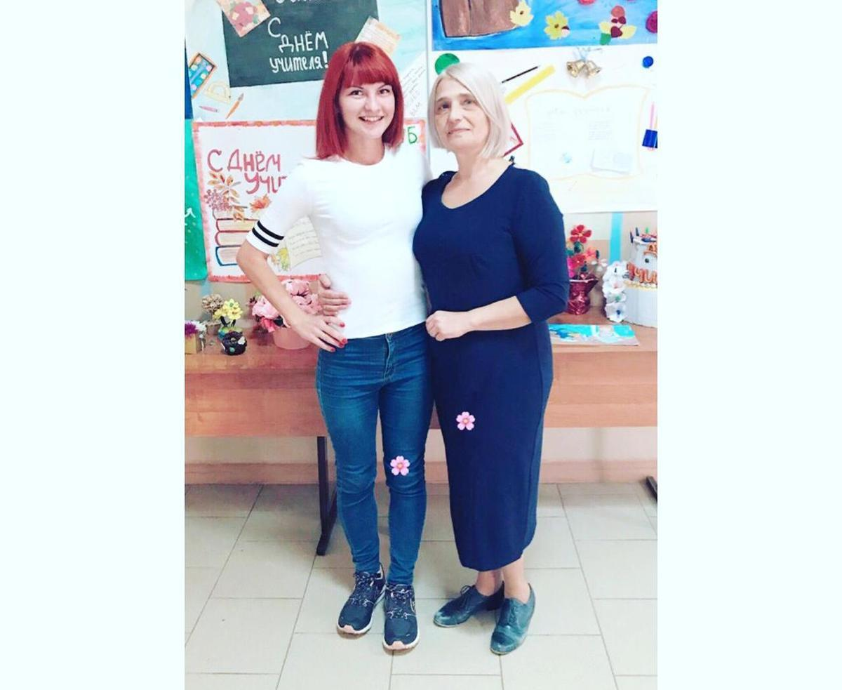 """Юлия Ткачук: «Ту любовь, которую я недополучила от мамы, я получила от моей любимой учительницы!"""""""