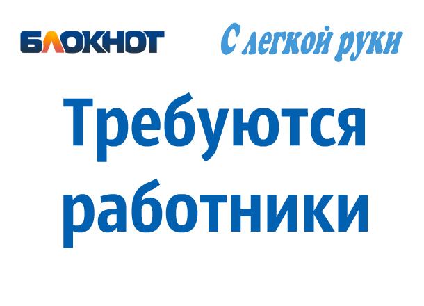 Десятки работодателей ищут работников в Новороссийске