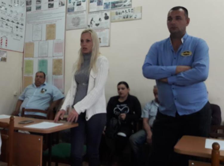 В Новороссийске наказали водителей маршруток