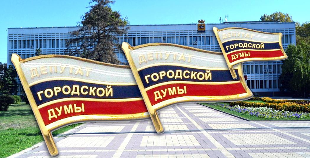 Ливень задержал новороссийцев проголосовать за двух депутатов городской думы