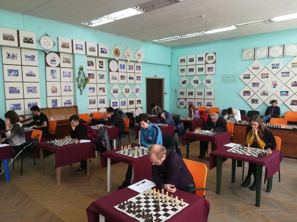 Соревнования по шахматным композициям прошли в Новороссийске