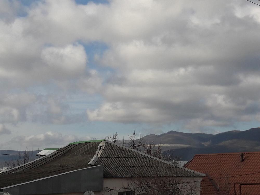 Облака в новороссийском небе не испортят погоду
