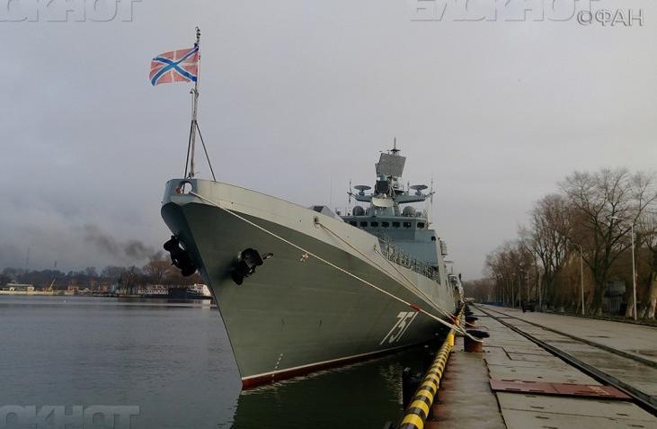Уникальный корабль «Дмитрий Рогачев» покажут новороссийцам