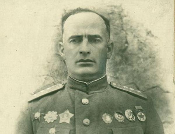 Леселидзе Константин Николаевич. Новороссийск 75 лет назад