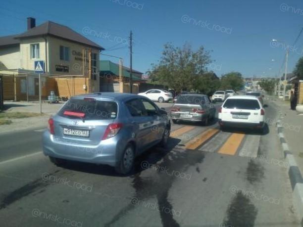 Так глупо сбили пешехода на «зебре» в Новороссийске