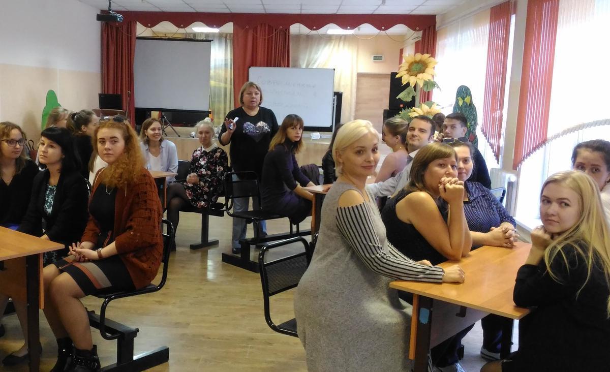 Молодых родителей и педагогов Новороссийска воспитывают воспитывать  детей правильно